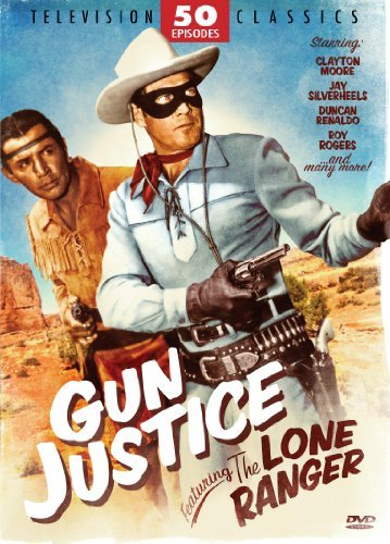 Gun Justice Featuring The Lone Gun Justice Featuring The Lone Nr 4 DVD