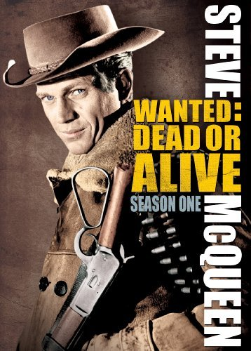 Wanted Dead Or Alive Season 1 Nr 4 DVD