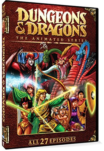 Dungeons & Dragons Complete Series DVD Nr