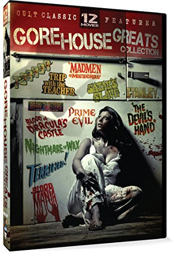 Grindhouse Greats Collection Grindhouse Greats Collection Nr 3 DVD