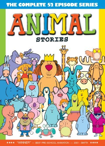 Animal Stories Complete Series Nr