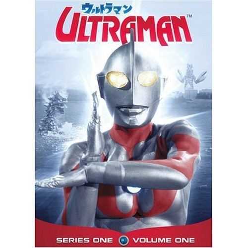 Ultraman Series 1 Vol. 1