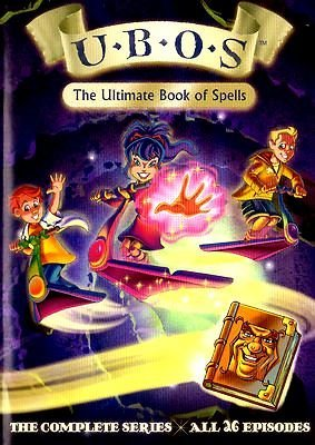 U.B.O.S. The Ultimate Book Of Spells Complete Series