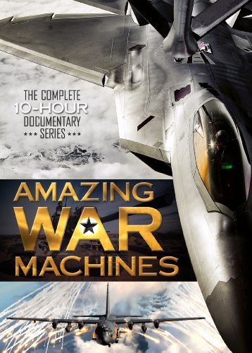 Amazing War Machines Amazing War Machines Nr 3 DVD