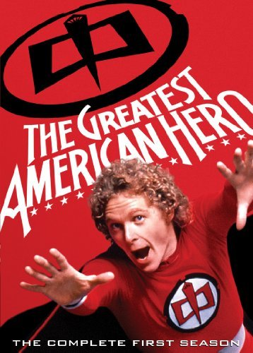 Greatest American Hero Greatest American Hero Season Season 1 Nr 2 DVD