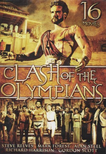 Clash Of The Olympians Clash Of The Olympians Pg 4 DVD