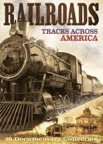 Railroads Tracks Across Americ Railroads Tracks Across Americ Nr 2 DVD