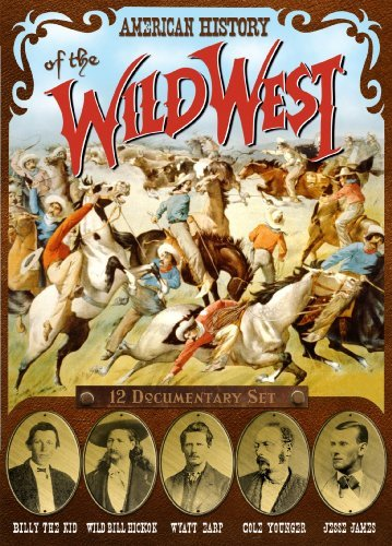 American History Of The Wild W American History Of The Wild W Nr 2 DVD