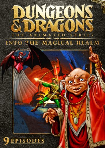 Dungeons & Dragons Intothe Magical Realm Nr