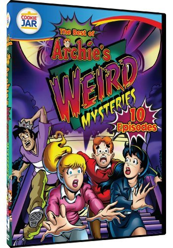 Best Of Archies Weird Mysterie Archies Weird Mysteries Tvy7