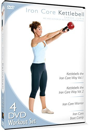 Iron Core Kettlebell Iron Core Kettlebell Nr 4 DVD