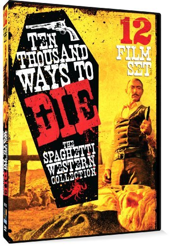 Ten Thousand Ways To Die Spag Ten Thousand Ways To Die Spag Ws R 3 DVD