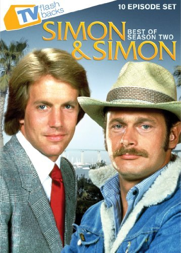 Simon & Simon Simon & Simon Best Of Season Tv14 2 DVD