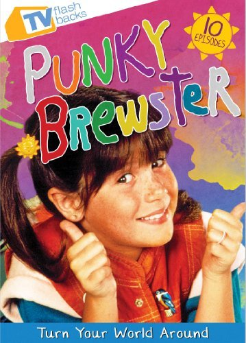 Punky Brewster Turn Your World Around Tvg