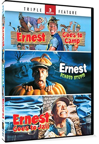 Ernest Triple Feature Ernest Triple Feature Pg 2 DVD