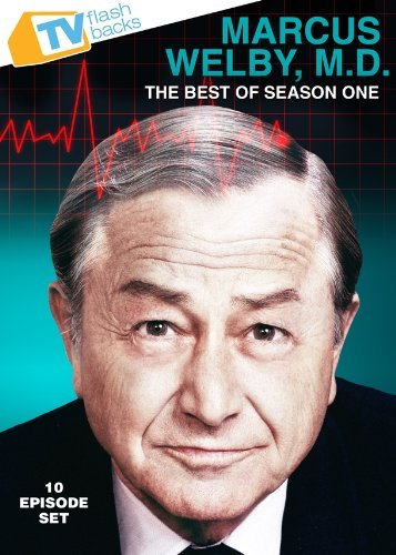 Marcus Welby M.D. Best Of Season 1 Tvpg 2 DVD