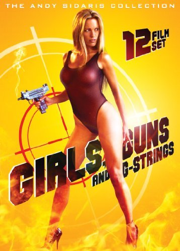 Girls Guns & G Strings Sidaris Andy R 3 DVD