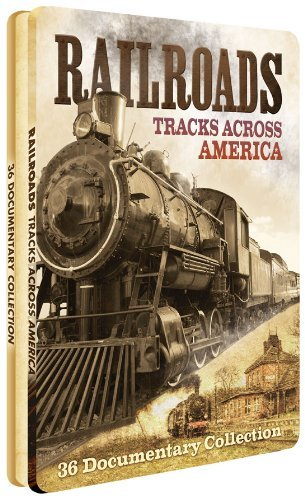 Railroads Tracks Across Americ Railroads Tracks Across Americ Tin Nr 2 DVD