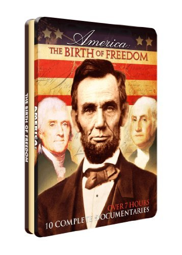 America The Birth Of Freedom America The Birth Of Freedom Tin Nr 2 DVD