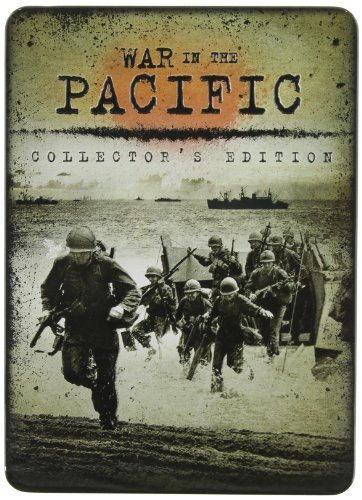 War In The Pacific War In The Pacific Tin Nr 2 DVD