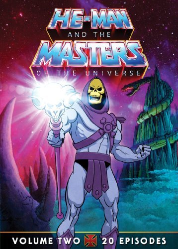 Vol. 2 Season 1 He Man & The Masters Of The Un Tvy 2 DVD
