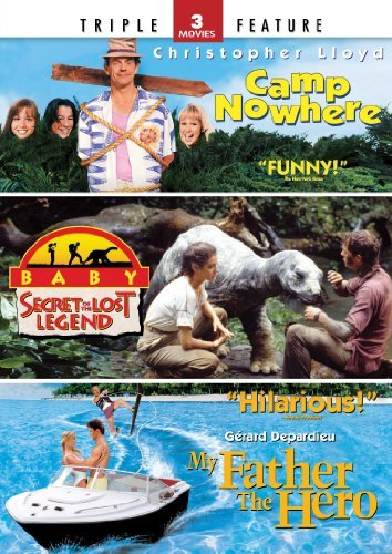 Camp Nowhere Baby Secret Of T Camp Nowhere Baby Secret Of T Nr 2 DVD