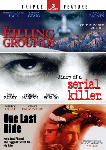 Killing Grounds Diary Of A Ser Killing Grounds Diary Of A Ser Nr 2 DVD