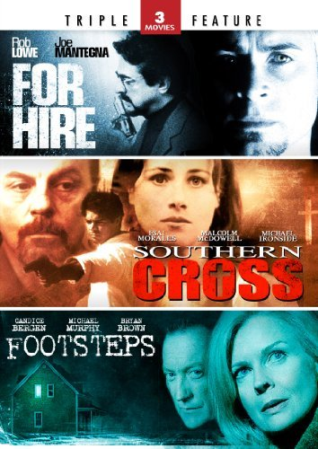 For Hire Southern Cross Footst For Hire Southern Cross Footst Nr 2 DVD