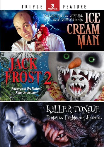 Ice Cream Man Jack Frost 2 Kil Ice Cream Man Jack Frost 2 Kil Nr 2 DVD