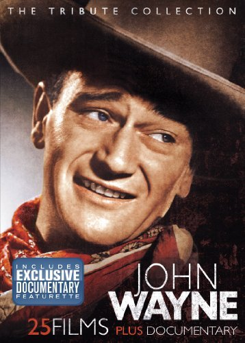 Tribute Collection Wayne John Clr Bw Nr 4 DVD