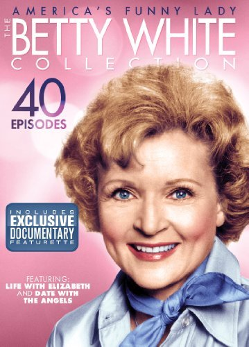 Betty White White Betty America's Funny L Clr Bw Tvg 4 DVD