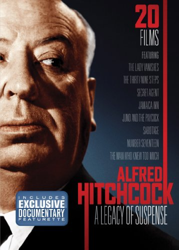 Alfred Hitchcock Legacy Of Sus Alfred Hitchcock Legacy Of Sus Clr Bw Nr 4 DVD