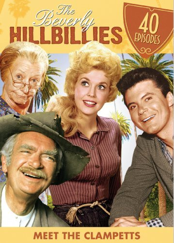 Beverly Hillbillies Beverly Hillbillies Meet The Clr Bw Tvg 4 DVD