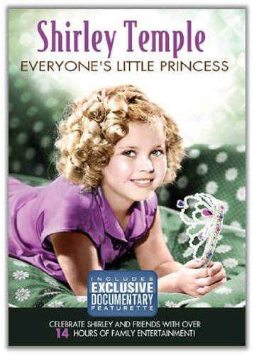 Everyone's Little Princess Temple Shirley Clr Bw Nr 4 DVD