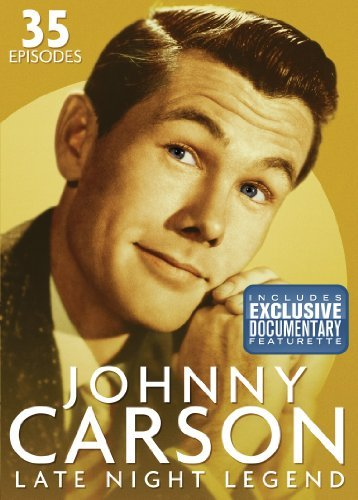 Johnny Carson Late Night Legend DVD Tvg 4 DVD
