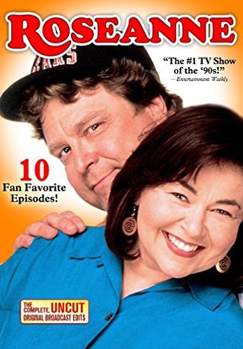 Roseanne 10 Fan Favorite Episodes DVD Tvpg