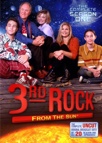 3rd Rock From The Sun Season 1 DVD