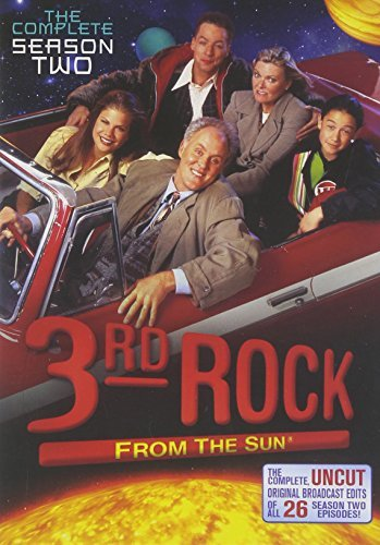 3rd Rock From The Sun Season 2 DVD