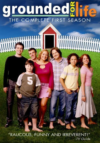 Grounded For Life Grounded For Life Season 1 Tvpg 2 DVD