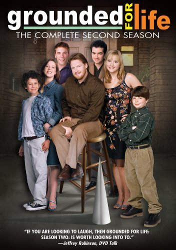 Grounded For Life Grounded For Life Season 2 Tvpg 3 DVD