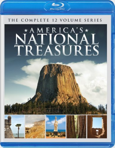 America's National Treasures America's National Treasures Blu Ray Ws Nr 2 Br