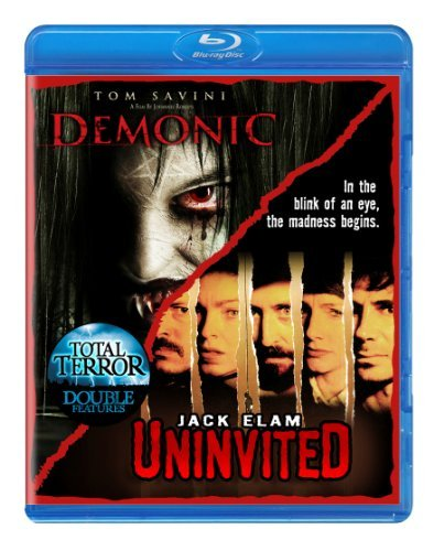 Total Terror Vol. 1 Demonic Uninvited Ws Blu Ray R