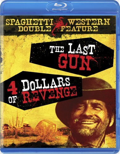 Vol. 2 Spaghetti Western Double Featu Blu Ray Ws R