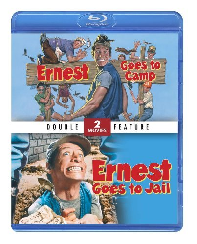 Ernest Goes To Camp Ernest Goe Ernest Goes To Camp Ernest Goe Blu Ray Ws Pg