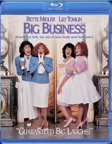 Big Business Midler Tomlin Blu Ray Ws Pg
