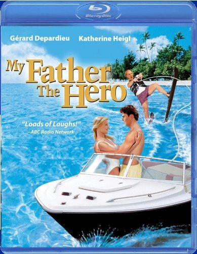 My Father The Hero Depardieu Heigl Blu Ray Ws Pg13
