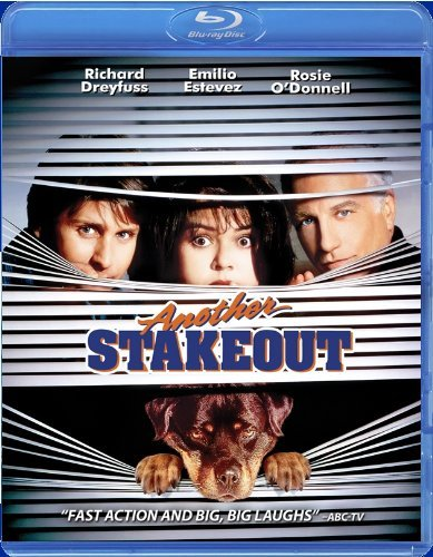 Another Stakeout Dreyfuss Estevez O'donnell Blu Ray Ws Pg13