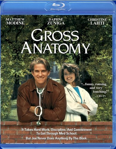 Gross Anatomy Modine Zuniga Blu Ray Ws R