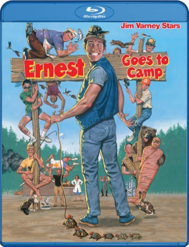 Ernest Goes To Camp Varney Jim Blu Ray Ws Pg