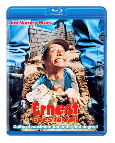 Ernest Goes To Jail Varney Jim Blu Ray Ws Pg